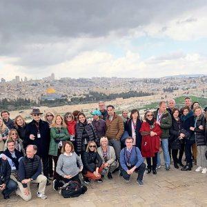 Primer Viaje de la Asociación Yad Vashem España a Israel